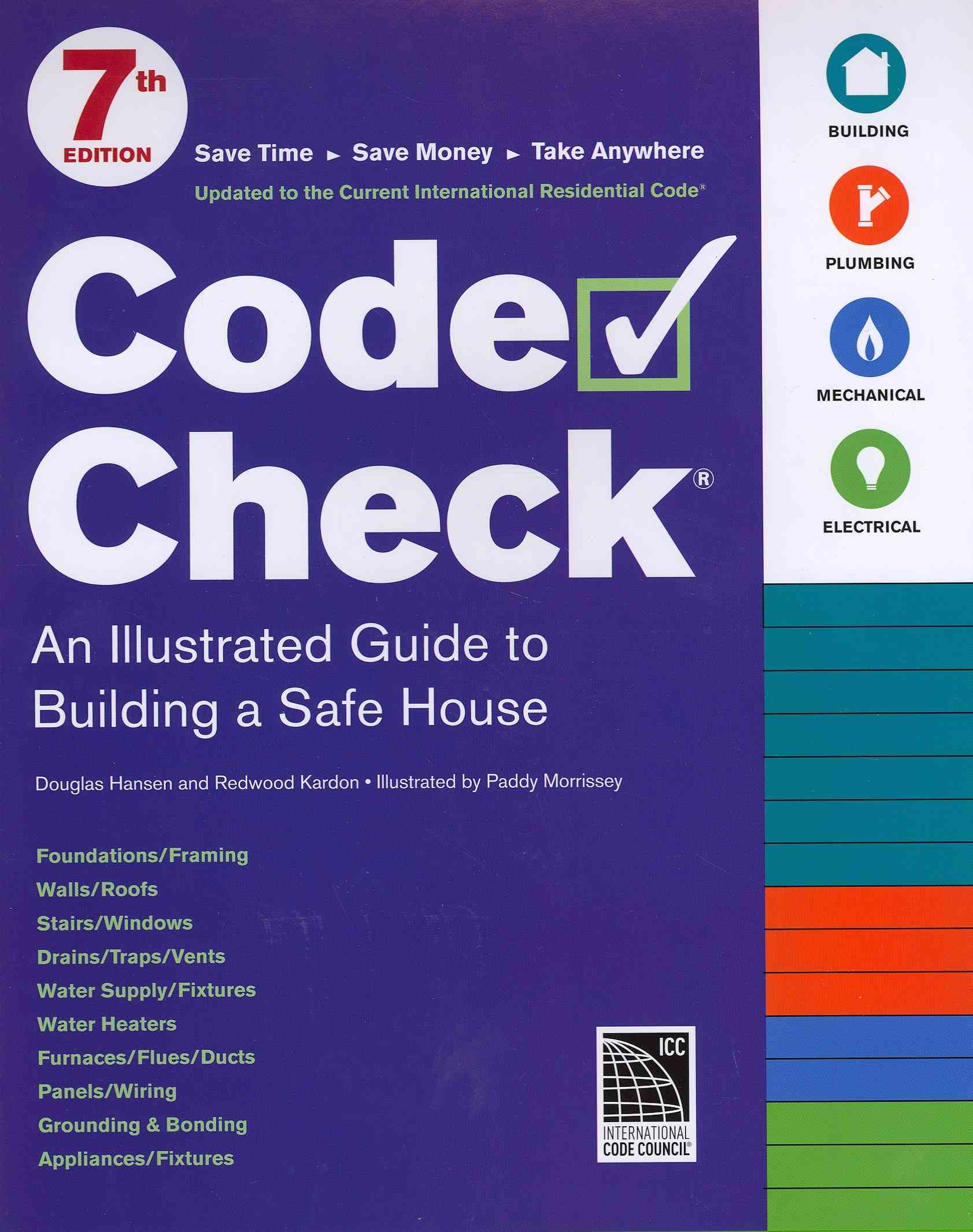 Code Check By Hansen, Douglas/ Kardon, Redwood/ Morrissey, Paddy